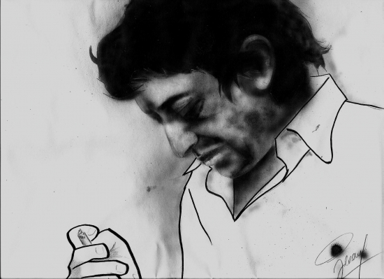 Serge Gainsbourg by G